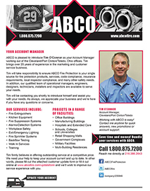 ABCO Flyer and Form Design